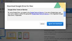 Google nos muestra Google Drive, el servicio de almacenamiento que llega con 5 GB gratis y que está disponible -al puro estilo de Dropbox- para PC y Mac, iPhone y iPad, y dispositivos Android.