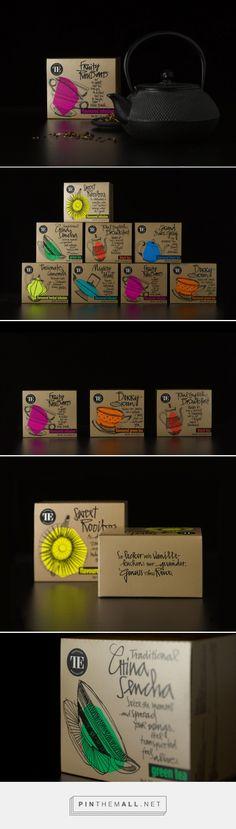 Tea House Exclusives by Peter Schmidt Group   Fivestar Branding – Design and Branding Agency & Inspiration Gallery