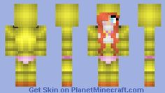 minecraft fnaf girl skins chica - Αναζήτηση Google