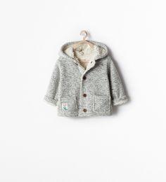 Image 1 de BLOUSON OREILLES de Zara