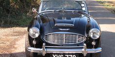 Austin Healey 100/6 - Bill Rawles Classic Cars