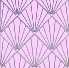 This is a perfect example of pattern because it's the same decorative square repeating after one another in the picture, so you know that the pattern is easy to remember and predict.