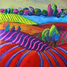 Stephanie Schlatter Art - On the Michigan Wine Trail. IMG_4513