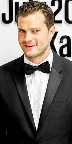 "sanguis-potestas-est: ""Jamie Dornan and his lovely smile and grey eyes ♥ """