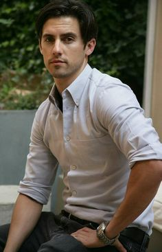 Milo Ventimiglia, kind of sealed it when he played the book loving bad-boy on Gilmore Girls..sigh lol