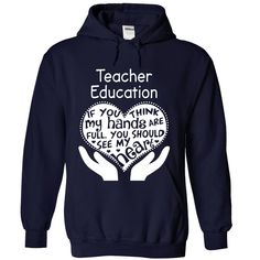 #aerosmith... Awesome T-shirts  Teacher Education from (LaGia-Tshirts)  Design Description: Teacher Education  If you don't fully love this Shirt, you'll be able to SEARCH your favorite one by way of the usage of search bar on the header..... Check more at http://lamgiautudau.com/automotive/best-tshirts-teacher-education-from-lagia-tshirts.html