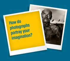"""""""How do photographs portray your imagination?"""" prompt from the Peabody Essex Museum's Year of Photography social media initiative."""