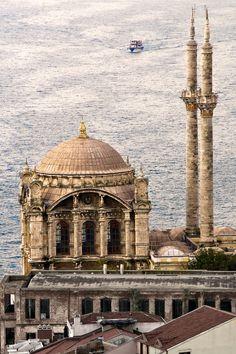 Istanbul (Turkey). Ortakoy Camii from the Bridge   Bernardo Ricci Armani   Flickr