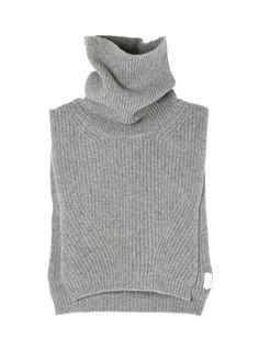 ニット Knit Vest Pattern, Knit Patterns, Mode Crochet, Knit Crochet, Minimalist Street Style, Looks Street Style, Knitting Accessories, Cool Sweaters, Knit Fashion