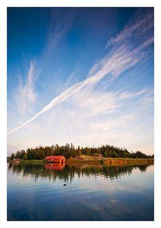Boathouse, near #Turku