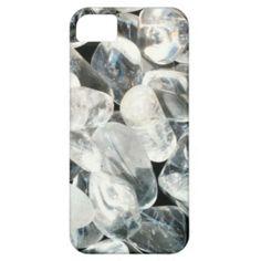 Rock Crystal Tumblestones iPhone 5 Case