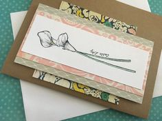 A personal favorite from my Etsy shop https://www.etsy.com/listing/269971312/with-sympathy-card-calla-lily-sympathy