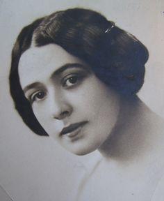 Supuesta Lilí Marlén original, Lilly Marlen, judía americana que conoció a Hans Leip.