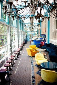 Dreamy lounge in San Antonio | Daily Dream Decor