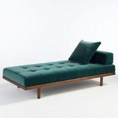 Canapé de repos velours Heraclite