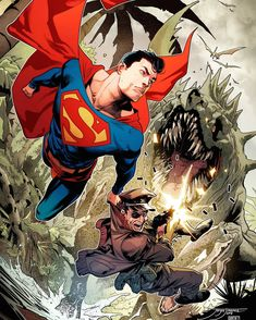 We looked into the smoking guns that showed how DC Comics had altered their plans as Brian Michael Bendis was parachuted in to take over the Superman Comic Book Artists, Comic Artist, Comic Books Art, Marvel Vs, Marvel Comics, Character Drawing, Comic Character, Superman Artwork, Univers Dc