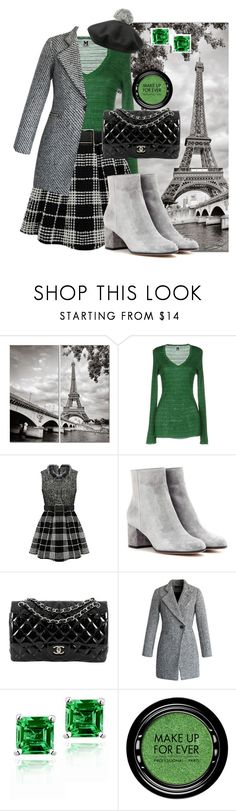 """""""J'adore..."""" by elen25 ❤ liked on Polyvore featuring M Missoni, Gianvito Rossi, Chanel, Chicwish, Glitzy Rocks, MAKE UP FOR EVER and Bobbl"""