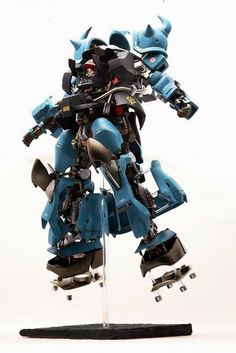POINTNET.COM.HK - MG 1/100 B3 Gouf custom 爆甲Ver