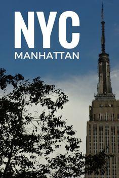 New York - Roteiro de 4 1/2 dias | Gosto e Pronto. Roteiro básico de passeios em NYC.