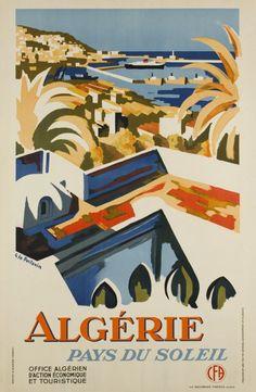 Algérie, pays du soleil