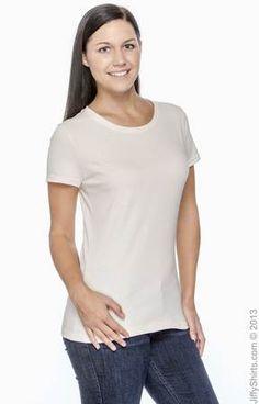 Fruit of the Loom L3930R Ladies' 5 oz., 100% HD® Cotton T‑Shirt - JiffyShirts.com