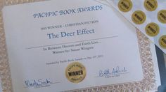 Winner of the 2015 Pacific Book Award in the category of Christian fiction