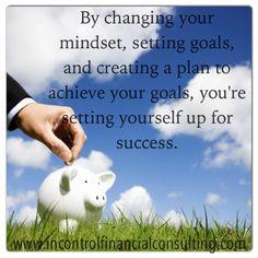 Create a path to success!!  www.incontrolfinancialconsulting.com