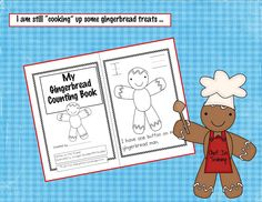 Gingerbread man math   open in new window to print