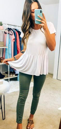 Casual Outfits For Teenage Girl over Women's Clothes London Uk; Casual Groom Outfits until Womens Clothes Sale Miss Selfridge, Womens Dress Clothes Near Me Summer Work Outfits, Trendy Outfits, Fall Outfits, Fashion Outfits, Womens Fashion, Spring Outfits Women Casual, Teaching Outfits Summer, Modest Outfits, Fashion 2018