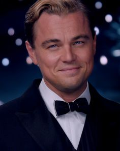Everyone gasped when he 1st entered the scene.     Great Gatsby (If that's true, I need to wait till it comes out on DVD. Need time to cool down. ;) I'm so torn about watching it in the theater.)