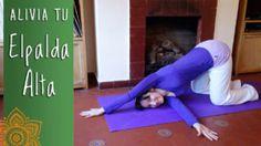 Alivia la tensión en espalda alta con estos ejercicios. Clase online gratis de yoga para vos