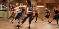 When most people think about country line dancing, the first things that come to mind usually aren't hard abs, toned legs, and firm backsides (unless, of course, your thoughts are dressed in painted-on jeans).