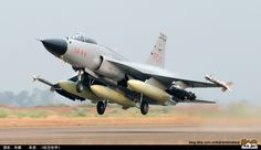 CHENGDU JF-17 THUNDER fighter - aka CAC's FC-1 Fierce Dragon (Xiaolong). Seen here is the FC-1