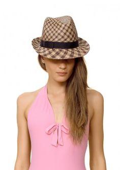 Babajaan Eva Trilby Panama Hat http://www.babajaancollection.com/index.php/eva-trilby-panama-hat-614.html