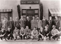 Crew of Walt Disney Studios