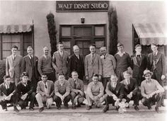Crew of Walt Disney Studios