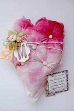 Fabric Heart