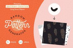 Random Pattern Generator by Anugraha Design