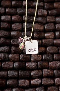 CTR Necklace.