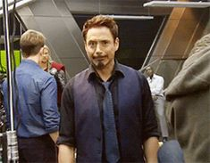 Best take EVER - RDJ (Making of Avengers Age of ultron)