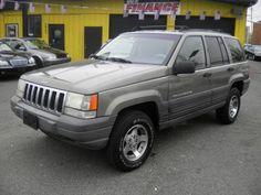1997 Jeep Grand Cherokee 4x4
