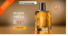 Super ofeta aqui no meu espaço https://goo.gl/ihQom7 ao finalizar seu pedido utilize cupom #OFERTARELAMPAGO Para obter valor anunciado Válido por 24 hrs a partir de 05/Maio   #perfume #essencial #cheirobom #promoçao #ofertarelampago