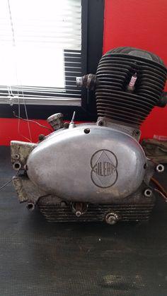 Gilera Giubileo 98 blocco motore da revisionare - Motor Bike Service