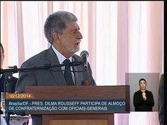 Dilma Rousseff faz balanço de ações das Forças Armadas em 2014