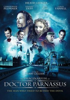 The Imaginarium of Doctor Parnassus (2009) Terry Gilliam http://youtu.be/6jU3AimFaz0