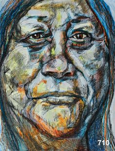 The Aboriginal Voices Project includes drawings and video interviews of Cree residential school survivors from Canada and Mayan refugees and torture victims from Guatemala and El Salvador. The project was financial supported by the Ontario Arts Council, the City of Ottawa and Canada Council.