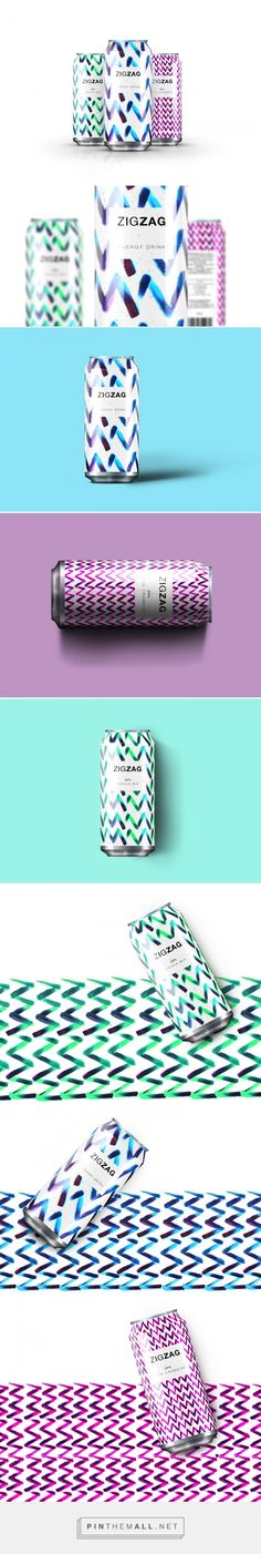 This packaging is very modern and colorful. One of the cooler ones I've come across Innovative Packaging, Beverage Packaging, Pretty Packaging, Cosmetic Packaging, Brand Packaging, Packaging Design, Design Case, Bottle Design, Lettering Design