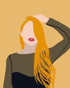 "Ananda Culebras custom illustration on Instagram: "" Inspired by ""@olallasotelino"" #rubia #blond #blonde #longhair #longblondehair #labiosrojos💋 #labiosrojos #sexy #sexyhair #sexyhairstyle #makeup #makeupartist #transparencia #body #drawing #draw #ilustracion #dibujo #procreate #procreateillustration #procreatedrawing #procreateart #ilustración #ilustraciondigital #digitalart #digitaldrawing #digitalillustration #digitalpainting "