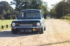 The Hillman Imp .... Something 'Magnetic' about these little wonders :-)