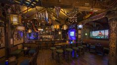 An Introduction to Trader Sam's Grog Grotto at Disney's Polynesian Village | The Disney Blog